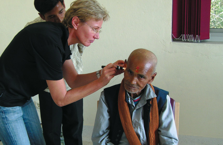 Hearing Aids for Nepal