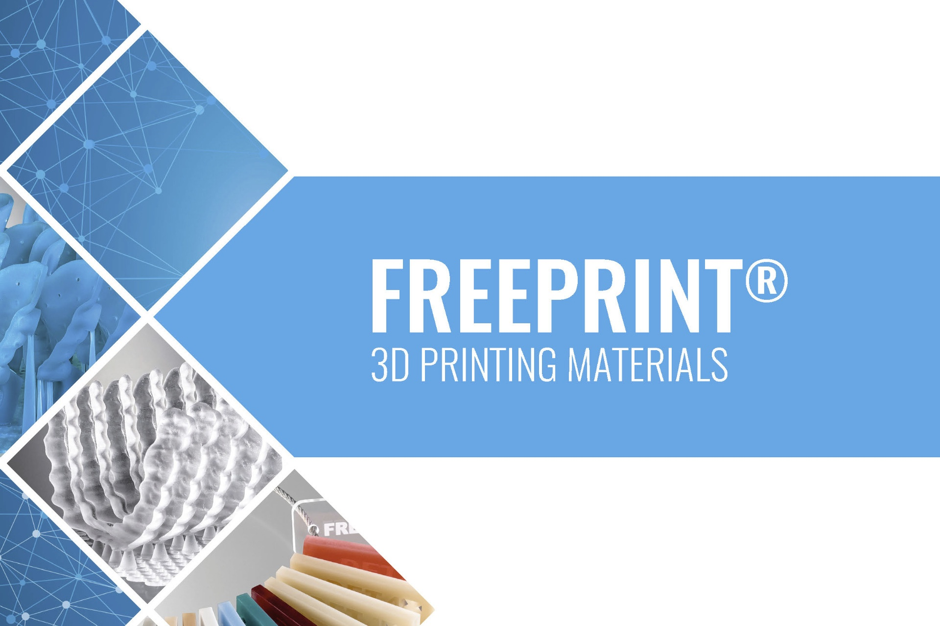 Dental 3D Freeprint Materials