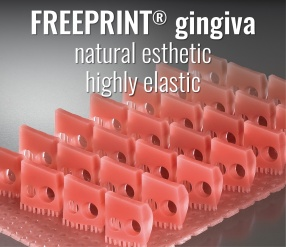 Freeprint gingiva
