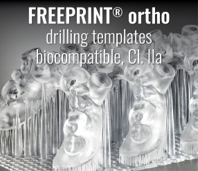 Freeprint ortho